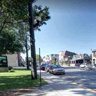 Ville de l'Assomption au Québec, Canada